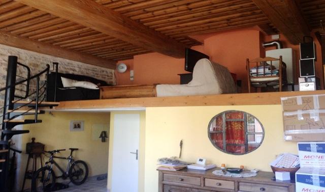 Mezzanine sans verrière (avant), 2Bsi Concept