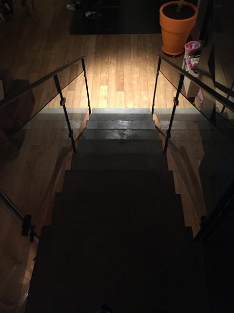 Escalier béton, 2Bsi Concept
