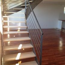 Escalier balancé, 2Bsi Concept
